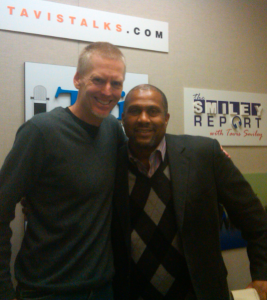 Tavis Smiley is a Wooden-esque role model.